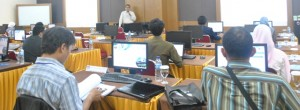 Workshop Webometrics di ITB
